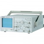 Аналоговый 2-х канальный осциллограф VOLTCRAFT® VC 630-2, полоса проспускания от 0 (DC) до 30 МГц