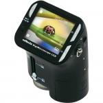 Цифровой микроскоп - камера Reflecta USB с LCD, 1.3 млн. пикс., увеличение от 3,5 до 35 раз