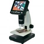 Цифровой микроскоп - камера dnt DigiMicro Lab 5.0 USB / LCD 5 млн. пикс., увеличение от 20 до 500 х
