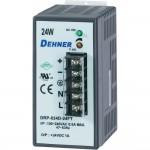 Импульсный БП на дин-рейку DEHNER-ELEKTRONIK DRP-024D-12FT, 12В=/2A, 24Вт